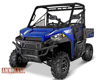 Polaris Announces Limited Edition ATVs and SidebySides