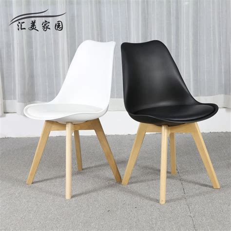 ikea chaise de bureau eames chaise longue chaise créative mode contemporaine