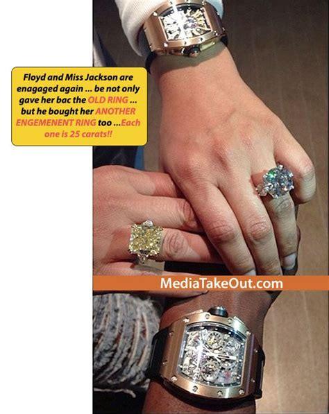 wooooooow if you think kim kardashian s ring is big