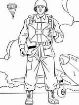 Coloring Pages Soldier Army Skydiving Printable Cool Soldiers Veterans Drawing Female Duty Roman Colouring Sheets Military Ecolorings Getcolorings Info Getdrawings sketch template
