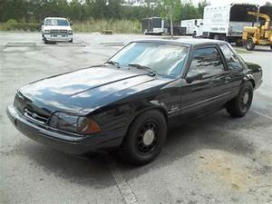 1989 Ford Mustang SSP 5.0 ex state trooper car for sale: photos, technical specifications ...