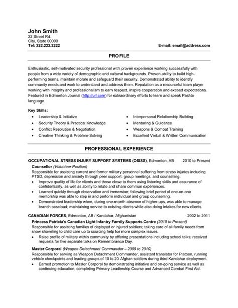 counsellor resume template premium resume sles exle