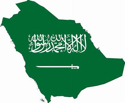 Saudi Arabia Svg Flag Map Pixels Commons