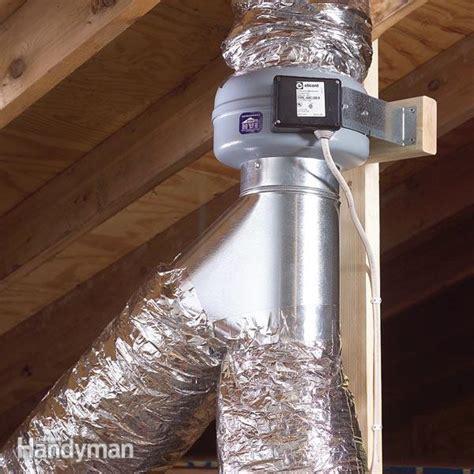 fan  vent  bathrooms  family handyman