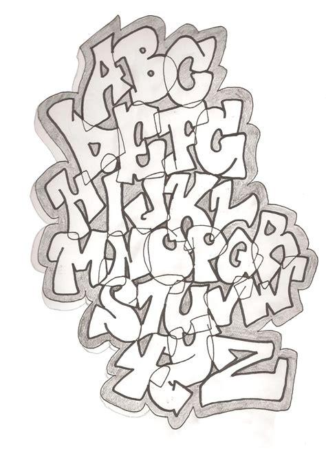 graffiti letters az graffiti letter alphabet styles az graffiti 18802