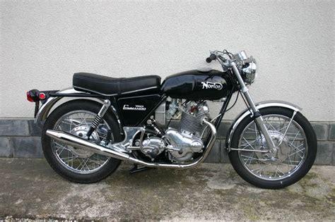 1970 Norton Commando 750