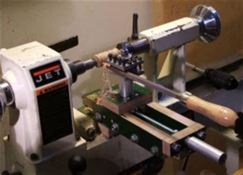 lalan homemade wood turning tools