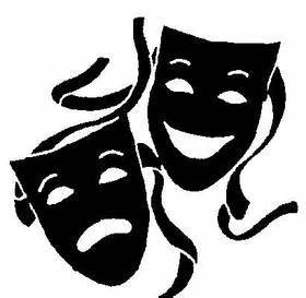 Logos For > Theater Logo Faces - ClipArt Best - ClipArt Best