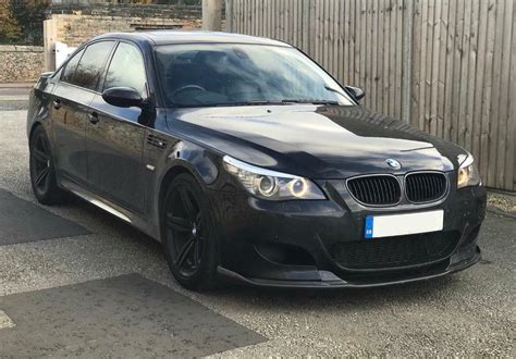 Bmw M5 E60 For Sale by Bmw E60 M5 Lci V10 Smg Lowest Mileage For Sale In The