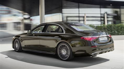Pricing and which one to buy. 2021 Mercedes-Benz S-Class Plug-in-Hybrid (Color: Onyx Black) - Rear Three-Quarter   HD ...