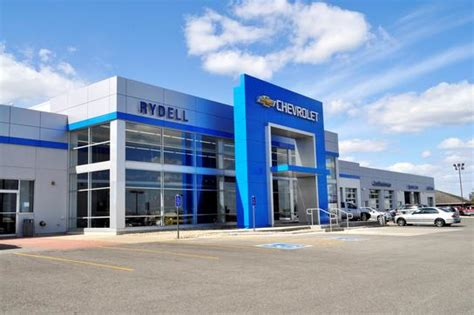Rydell Chevrolet  Waterloo, Ia 50702 Car Dealership, And