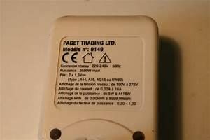 Paget Trading Ltd Model 9149 Manual