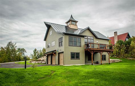 barn style house plans cabot barn home yankee barn homes