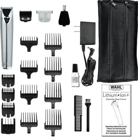 wahl lithium ion trimmer hair cutting tools shop