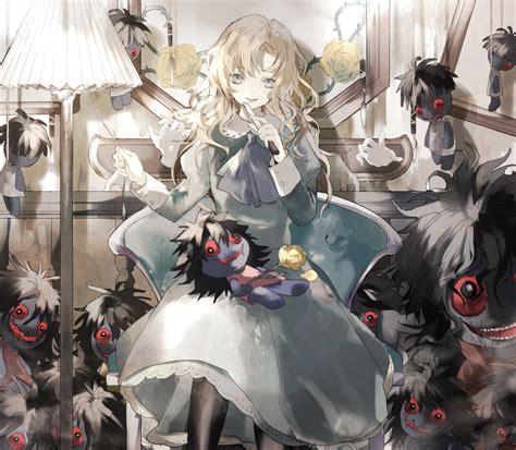 Mary Ib Zerochan Anime Image Board