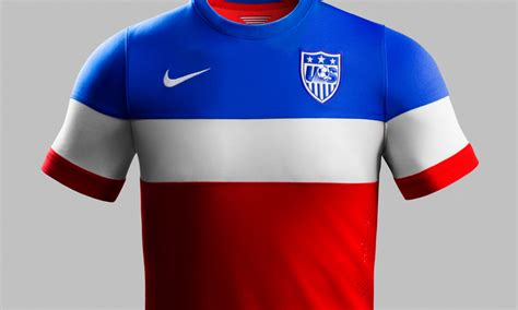 The U.s. National Team's Second 2014 World Cup Jersey