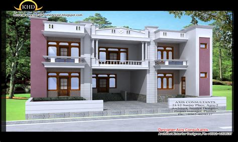small house elevation design exterior elevations  houses indian house plans designs