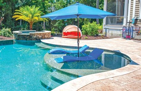 64 best pool shade images on pool shade - Tanning In The Backyard