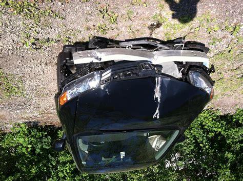 2012 Honda Civic Brake Failure