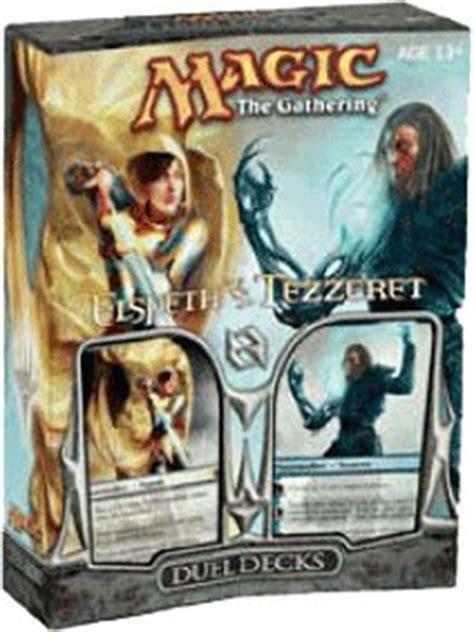 mtg theme decks worth it magic the gathering elspeth vs tezzeret duel