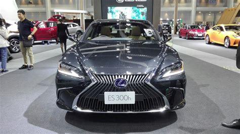 2019 Lexus ES 300h. At Bangkok International Motor Expo 2018. | Lexus es, Lexus, Cars trucks