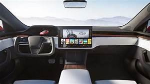 Tesla Model S 2021: nuevo interior y versión Plaid+