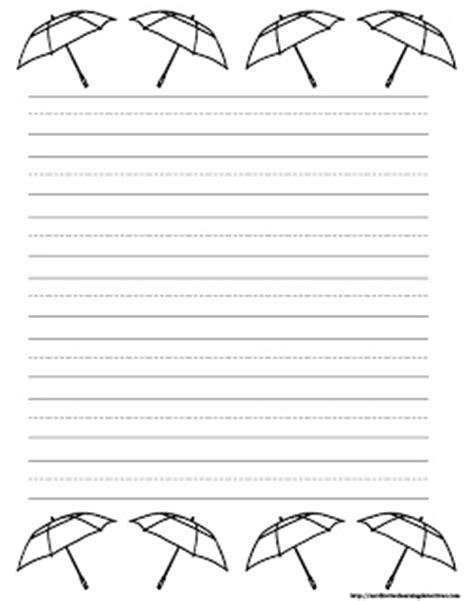 rainy day writing paper grade  writing pinterest