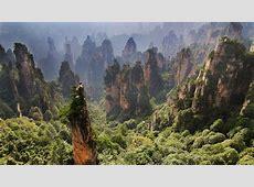 Download Zhangjiajie National Forest Park 4K Wallpaper for