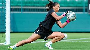 Hope Solo Biography - WhoIsBiography