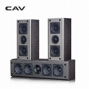 Cav, Sp950cs, High, End, Home, Theater, 5, 0, Dts, Wooden, Passive, Speaker, Center, Surround, Sound, Speakers