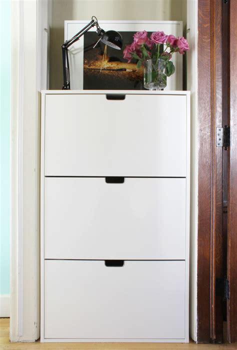 Shoe Storage   Ikea Stall shoe cabinet   Interiors