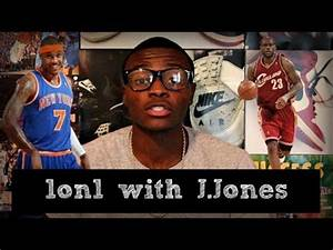 LeBron Back to Cavs? Melo to Lakers? | 1-on-1 with J.Jones ...