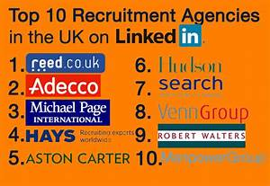 Top 10 Recruitment Agencies in the UK registered on ...