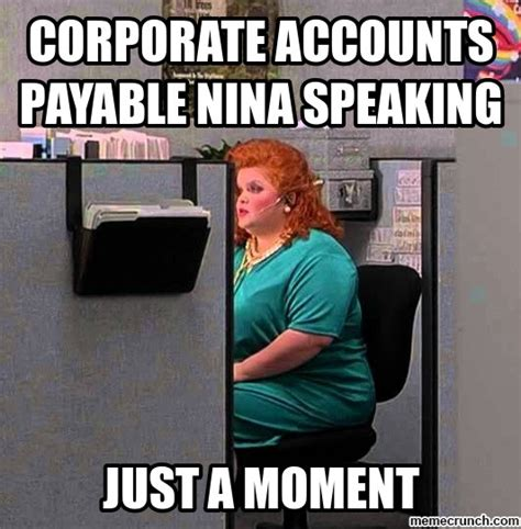 Office Space Just A Moment Gif by Corporate Accounts Payable Speaking
