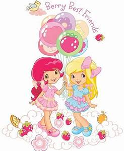Strawberry Shortcake images Strawberry and Friends ...