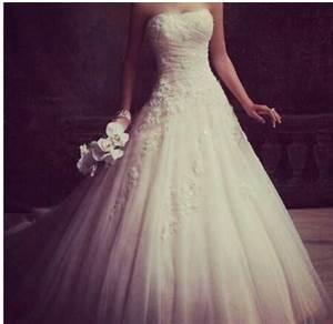 Dress ballroom gown ballroom gown wedding dress wedding for Ballroom gown wedding dress