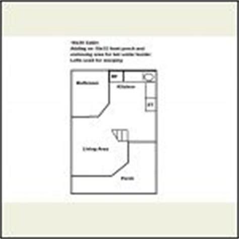 Derksen Cabin Floor Plans by Derksen Deluxe Cabin Floorplans Studio Design