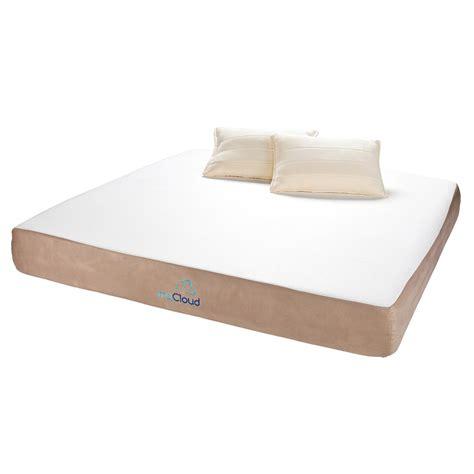 mycloud  cal king gel memory foam mattress