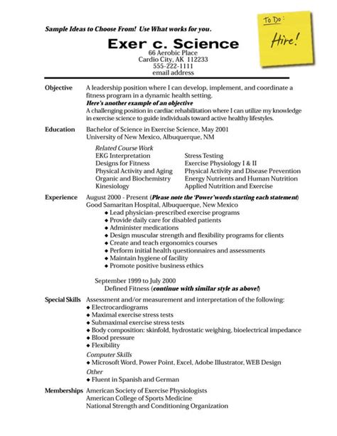 How To Write A Personal Profile On Resume by Mon Cv En Word Openoffice Ou En Pdf Formation 3 0