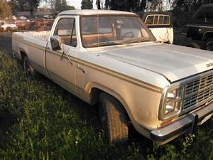 Sell Used 1979 Dodge D150 Adventurer Palomino Pickup Long