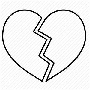Broken-heart, couple, heart, love, lovers, pain ...