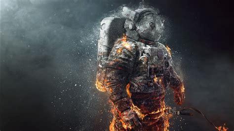 frozen astronaut wallpapers hd wallpapers id