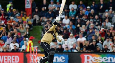Former indian cricketer mohammad kaif took to twitter on thursday to applaud the brilliant devon conway debut innings after the end of the second day. Devon Conway stars as New Zealand beat Australia by 53 runs in first T20, Sports News | wionews.com