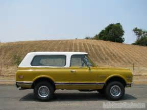 1972 Chevy K5 Blazer for Sale