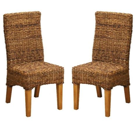 Chaise Abaca by Lot De 2 Chaises Abaca Pi 232 Tement Pin Massif 1104