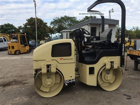 ingersoll rand dd 24 canada 28 images 2006 ingersoll rand dd24 48 quot drum vibratory roller