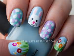 Paulina s passionscute easter nails
