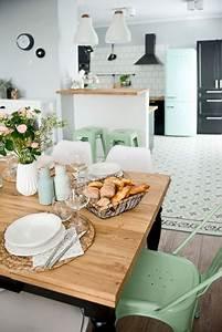 8 astuces pour embellir la deco de sa cuisine With deco cuisine avec lit À eau