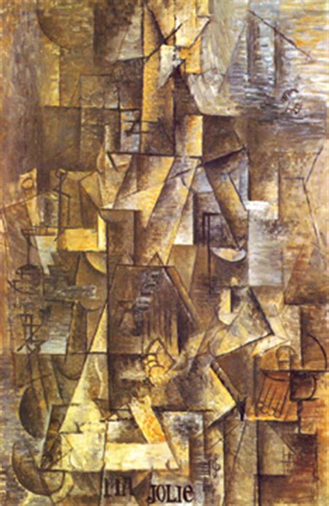 constructed realities  cubism
