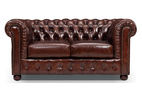 acheter canapé chesterfield canapé chesterfield original 2 places